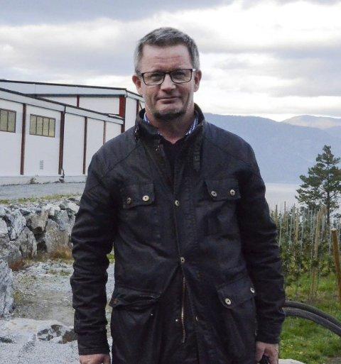 Sigbjørn Brusletto: Arkivfoto: Mette Bleken