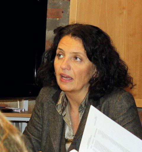 GIKK PÅ DAGEN: Lillian Nærem fikk åtte år i rådmannsstolen i Hurdal.