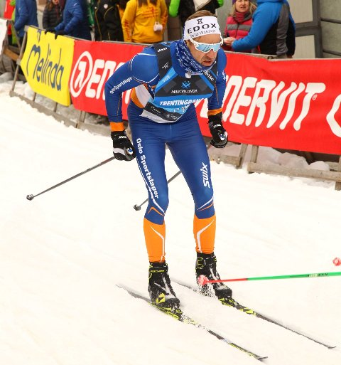 SEIER TROSS BRUTT RENN: Pål Virik Nilsen (45) måtte bryte årets utgave av Marcialonga. Likevel ser han på deltakelsen som en seier, med tanke på situasjonen han er i.