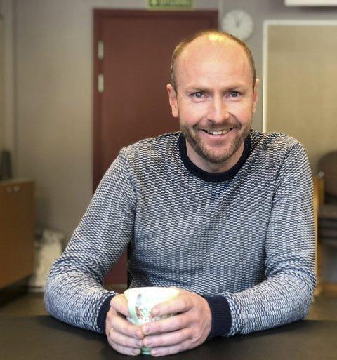 Songemann: Kjell Rune Løvdal har jobbet over flere år med mennesker med ulike funksjonsgrad.