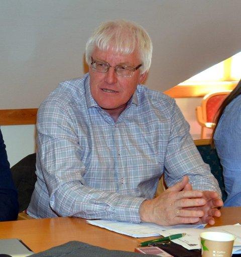 Venstre: Svein Erik Lunde går for ei ny periode i kommunestyret i Øystre Slidre.