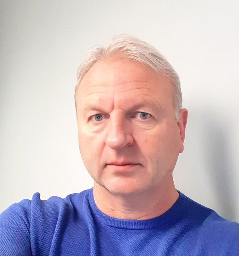 KOMMUNEDIREKTØR: Frank Westad begynner på Lesja 2. januar.