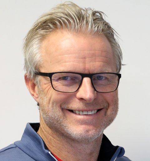 NY SJEF: Åge Skinstad er ansatt som ny leder for Hapro Jobb og Karriere.