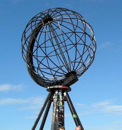 1. Hvilken breddegrad ligger Nordkapp på?