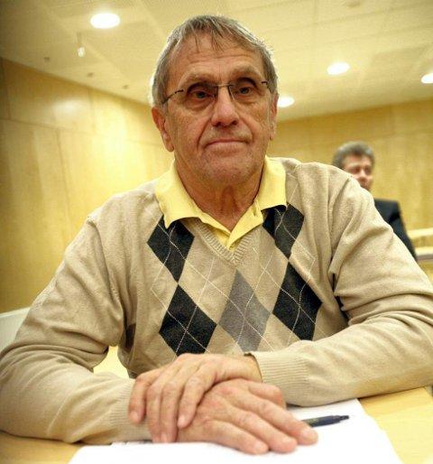 GIR SEG: Roald Bentzen sier han gir seg med Seniorsaken. – Men jeg kan godt tenke meg å arrangere kulturreiser for eldre, sier han.