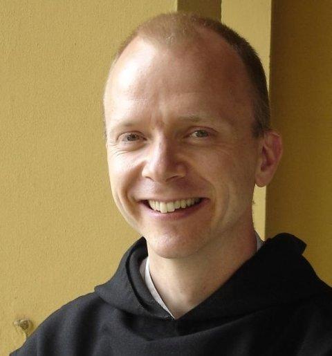 Erik Varden blir ny katolsk biskop for Trøndelag og Møre og Romsdal.