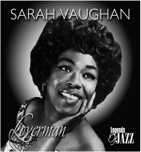17. oktober: A tribute to Sarah Vaughan.