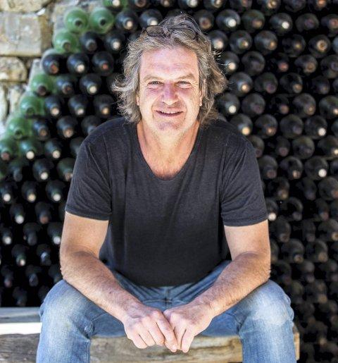 Bibi Graetz, med norske aner, lager flotte viner i Toscana. Hans røde kartongutgave innfrir også forventningene.
