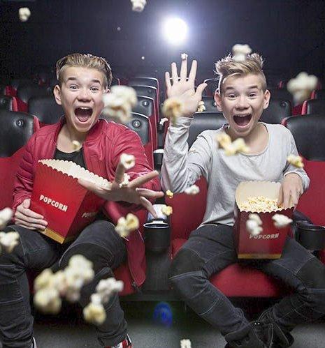 MULIG KINOHIT: «Marcus & Martinus – Sammen om drømmen»Foto/Copyright: Max Emanuelson / Norsk Filmdistribusjon / Fenomen tv film & scene