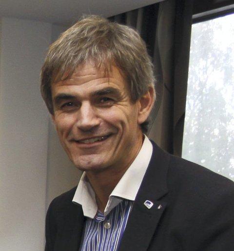 «– Jeg har snakket med mine kolleger i nord, sa ordfører Bjørn Ole Gleditsch.»