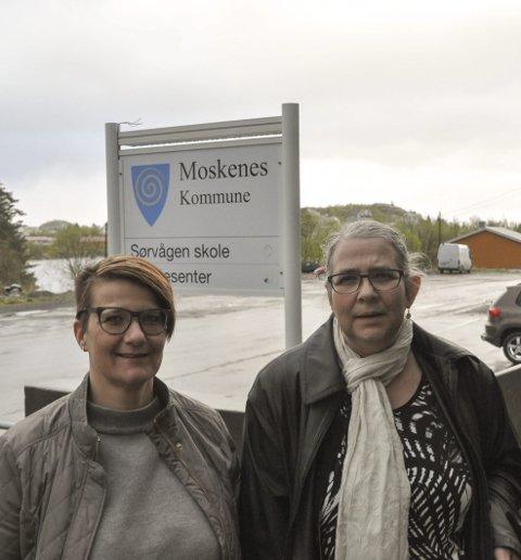 AVVIKLET: Både varaordfører Laila Jusnes Kristiansen og ordfører Lillian Rasmussen stemte for å avvikle ordningen med skoleturer i kommunal regi. Foto: Kai Nikolaisen