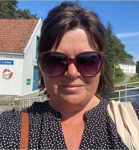 Linda Krohn-Reke er daglig leder i Idrettslaget Havdur.