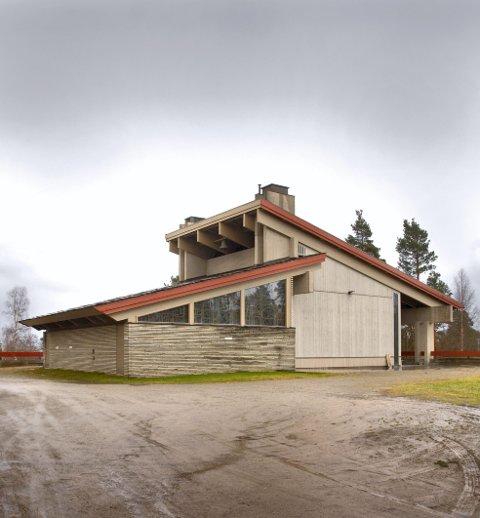 ØKT KOSTNAD: Kongsvinger krematorium FOTO: JENS HAUGEN