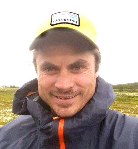 NY JOBB: Mikkel Andreas Kvasnes fra Ring ved Moelv blir den nye nasjonalparkforvalteren i Dovre og Rondane.