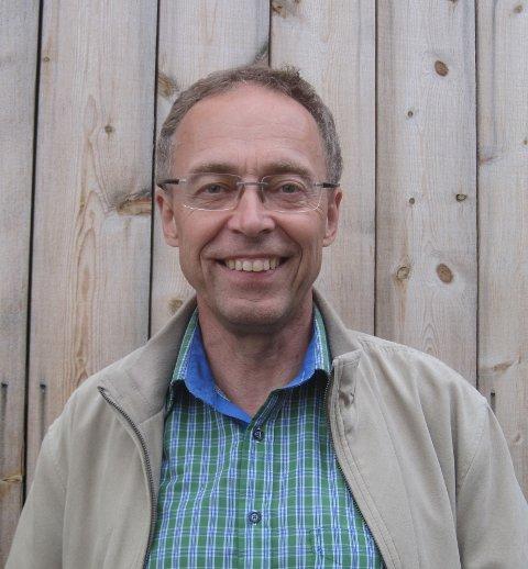 Leder: Helge Midttun - nyvalgt leder i Foreningen Norden Gran.