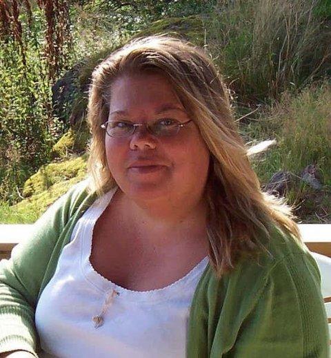 Var sykelig overvektig: Laila Oliversen Brandsgård fra Hønefoss veide 138 kilo og opplevde at folk gransket handlekurven hennes på butikken.