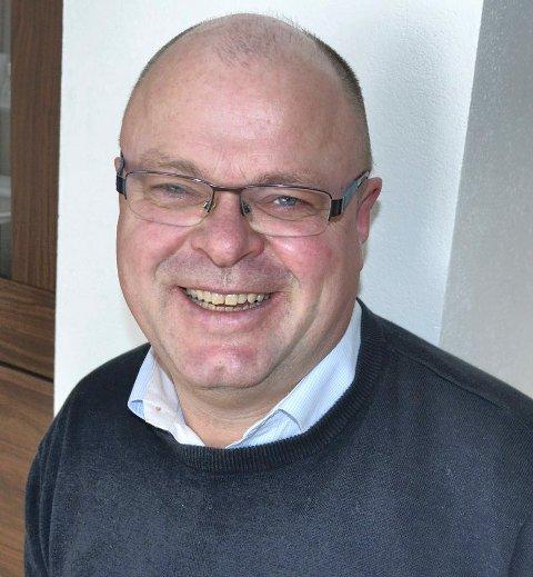 KRONIKKFORFATTEREN: Eivind Kopland er kommunikasjonskonsulent i Modum kommune, og har tidligere vært ansatt som journalist i Drammens Tidende.