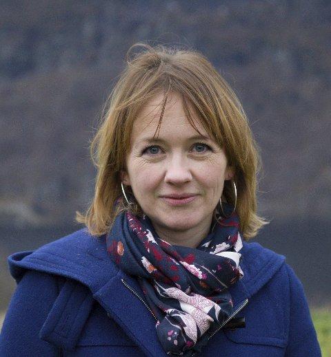 Ordførar: Gunhild Alis Berge Stang.  arkivfoto