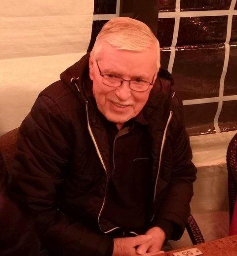 DØD: Jan Egil Sahlin etterlater seg et stort savn i brytemiljøet. han ble 74 år gammel.