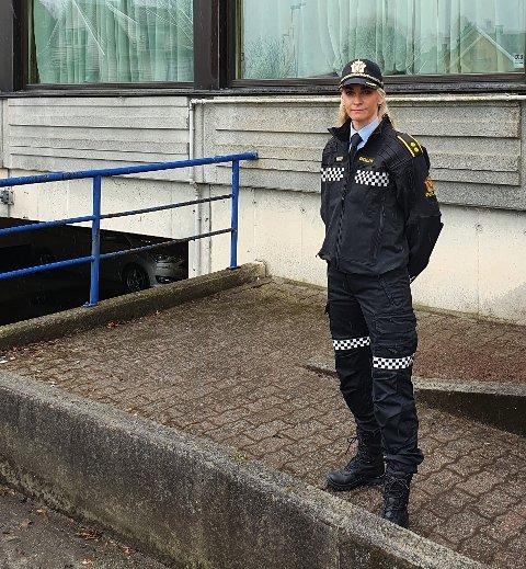 URO: – Vi vet at unge har blitt usikre og urolige for hva som kan komme til å skje videre, sier Maria Runde Nygaard i politiet.