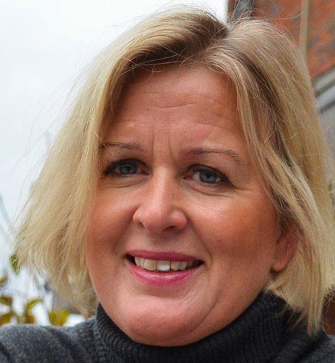PÅ JOBBJAKT: Bente Rudrud Herdlevær fra Hønefoss har søkt på jobben som rådmann i Gran kommune.