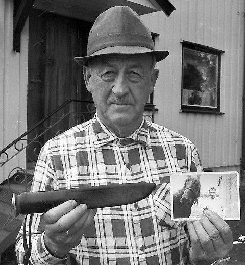 Veiarbeider Harald Ringes ble to ganger tvangssendt til Nord-Norge for å arbeide på tyske anlegg, og opplevde tyskernes grufulle handlinger mot jugoslaviske krigsfanger.