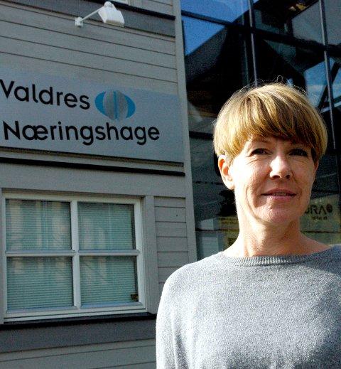 Enig: – Telemarksforsknings har helt klart et poeng, som vi trenger å bli minnet på, sier daglig leder i Valdres Næringshage AS, Hilde Tveiten Døvre.