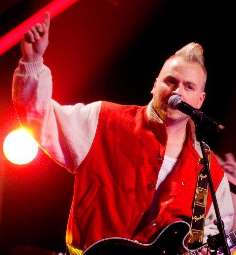 X Factor-vinner Hans Bollandsås kommer til Øksendal.