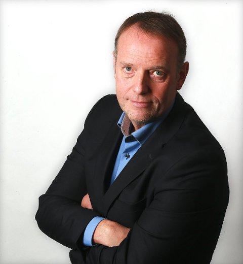 Jan-Eirik Hanssen, sjefredaktør