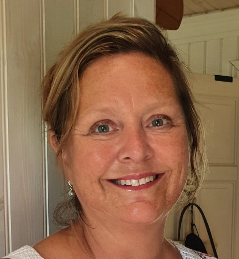 Viktig bidrag: Anita Ness Byberg er en av få i Salten som driver innen yrket, og nå kan det se ut til at yrket kan bli svekket ytterligere i Salten.