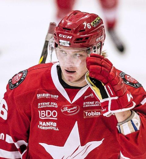 På klubbjakt: Andreas Heiers kontrakt med Pantern er avsluttet. Nå skal 25-åringen på klubbjakt.