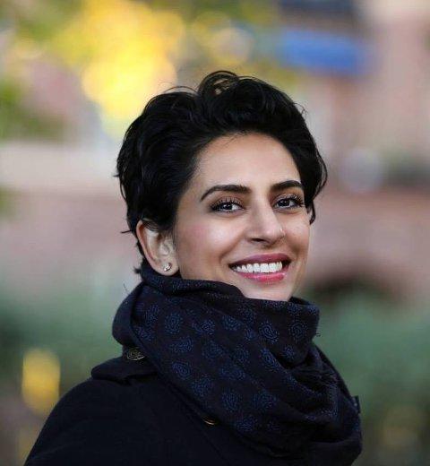 OSLOJENTE: Etter en tiårsperiode på Mortensrud flyttet Aisha Naz Bhatti nylig tilbake til sine barndomstrakter på Holmlia.