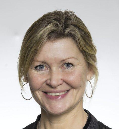 Kristin E. Gangås Nestleder, Campus Evenstad og Campus Blæstad, Høgskolen i Hedmark. (Vignettfoto)