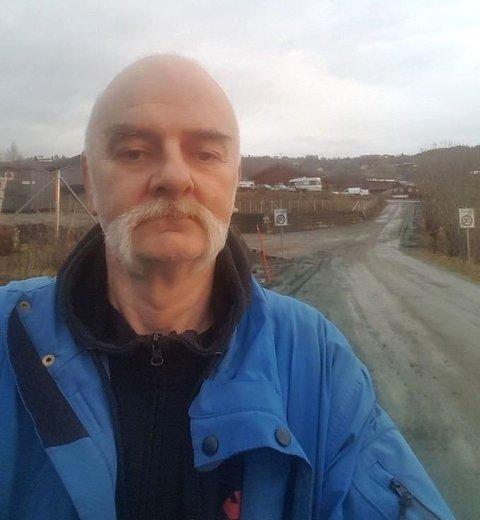 Jan Arne Laberget, avdelingsleder i Yrkestrafikkforbundet.