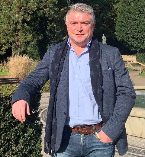GÅR RETTENS VEI: Eiendomsutvikler Peter Dybvad mener Eidsvoll-alternativet som lokasjon for Campus Romerike ble kuttet fra lista av Oslo Met på ulovlig vis.