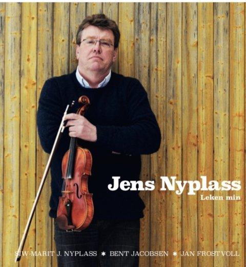 CD-coveret.