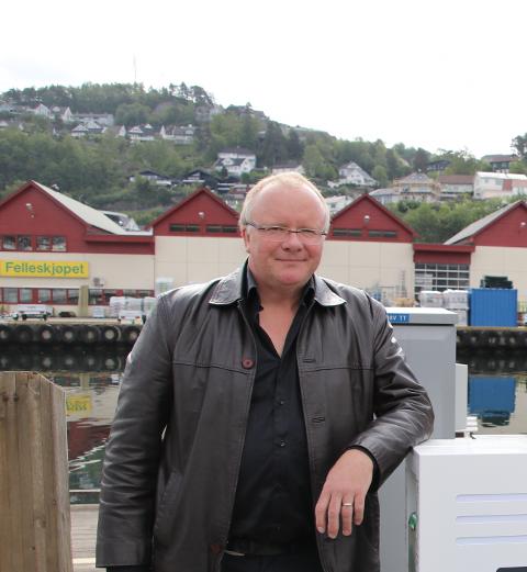 REISELIVSSTØTTE: Næringssjef Hans-Egill Berven ber politikerne slutte seg til reiselivsstrategien utviklet av Smaabyen Flekkefjord og se positivt på oppstart av neste fase av prosjektet.