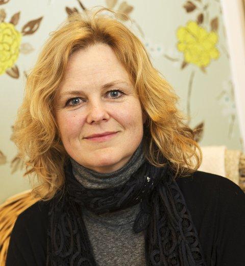 FÅR HJELP AV AKUPUNKTUR: Anette Røsjorde (45).