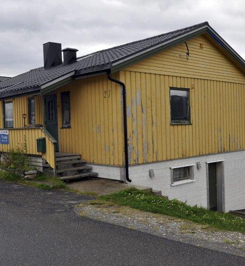 REKORDBUDRUNDE: Selger av huset i Laksefjordgata 21, Ulf Syversen, trodde aldri at huset skulle få den oppmerksomheten det fikk. Han er veldig fornøyd med salget.