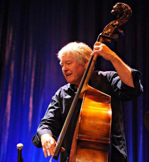 75 ÅR: Arild Andersen jubilerer med konsert på Kongsberg jazzweekend.