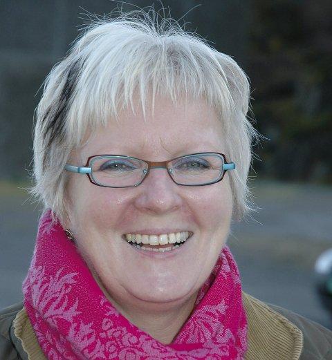 Biskop: Ann-Helen Fjeldstad Jusnes fra Flakstad. Foto: Arkiv