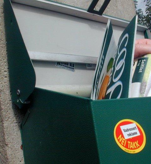 ANNENHVER DAG: Et lovforslag legger opp til at posten på sikt bare skal leveres annenhver dag. ILLUSTRASJONSFOTO