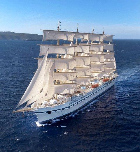 Golden Horizon kommer til Kristiansund i juni neste år.