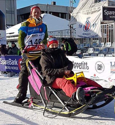 Jan Kåre Heiberg og Marthe vildåsen