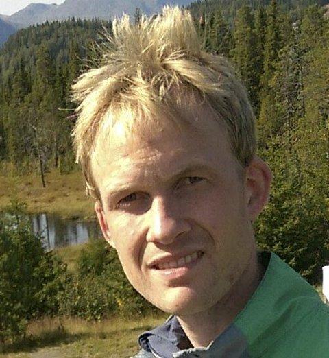 NY: Knut Sveinung Rekå, ny treningsleder i Røyken O-Lag.