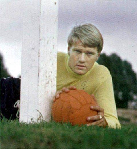CUPTAP: Selv ikke Geir Karlsen kunne hindre cuptapet mot Heddal i 1968.