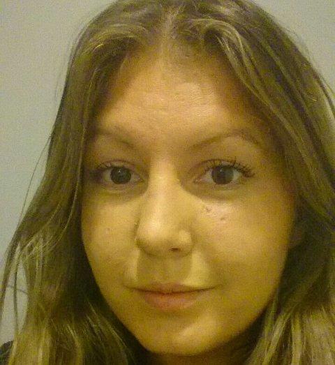 LEDER: Malin Bodum Lund er leder for Fredrikstad studentsamfunn. (Foto: Privat)