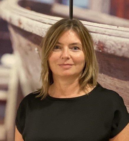 NY LEDER: 49 år gamle Kristine Tveit er ny helsesjef i Karmøy kommune.