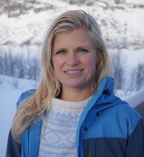 Ingebjørg Oddsotter Sævareid frå Rosendal har fått ny jobb. (Pressefoto).