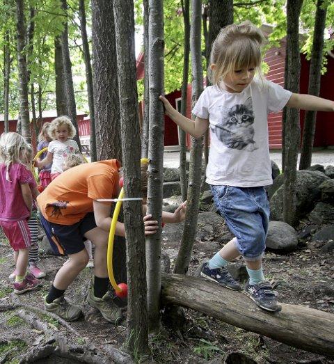 For barna: – De som ikke driver seriøst, offentlig eller privat, burde ryddes opp i, påpeker eierne av Læringsverkstedets barnehager.